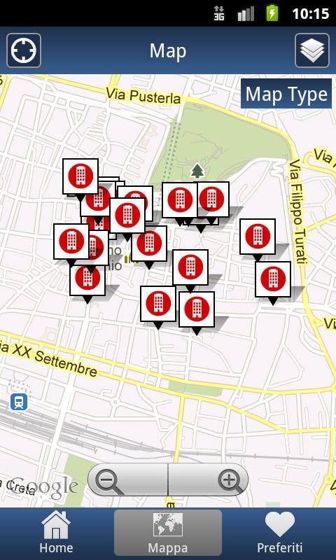 Brescia una guida utile - screenshot