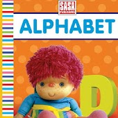 Preschool Board Book Alphabet