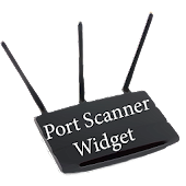 Port Scanner Widget
