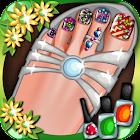 Beauty Pedicure Nail Art Salon icon