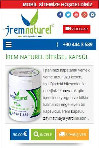 irem naturel mobil