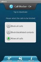 Screenshot of uBlock
