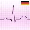 Elektrokardiogramm EKG Typen icon