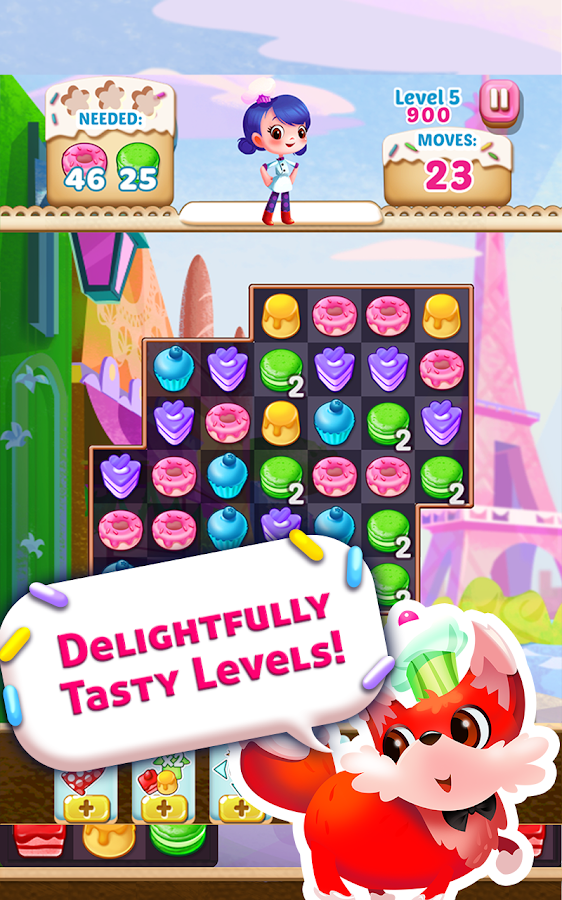 Cupcake Mania Android Apps on Google Play