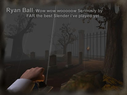 Slender Man Origins HD - screenshot thumbnail