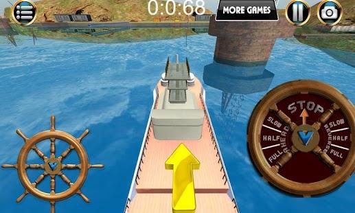 Cruise-Ship-3D-Simulator 2