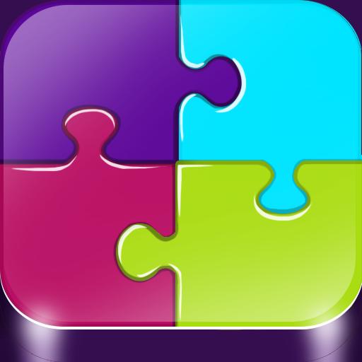 儿童智力拼图游戏 解謎 App LOGO-硬是要APP