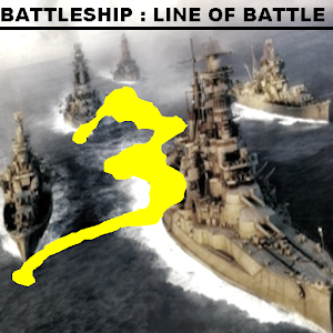 Battleship : Line Of Battle 3. for PC and MAC
