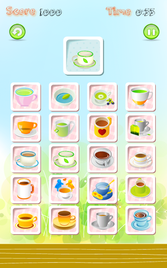 Simple Cup Game - free play- screenshot