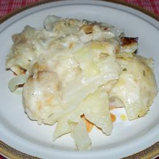 Creamed Cabbage.