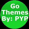 Green Laser Go Keyboard Theme icon