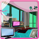 Penthouse Decoration Game icon