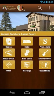 Jackson Rancheria Casino - screenshot thumbnail