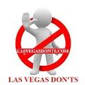 Las Vegas Don'ts logo