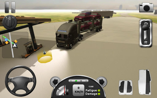 Truck Simulator 3D 2.1 screenshots 4