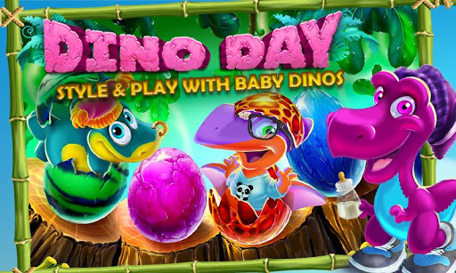 Dino Day Baby Dinosaurs Game