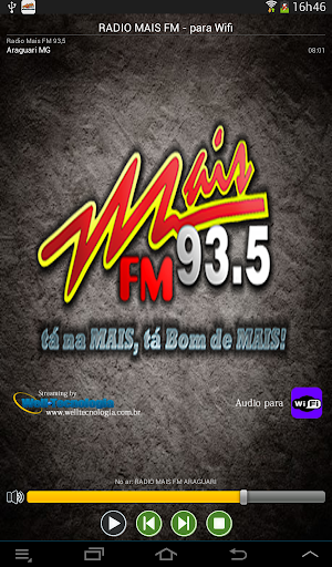 MAIS FM - ARAGUARI