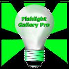 Flashlight Gallery Pro icon