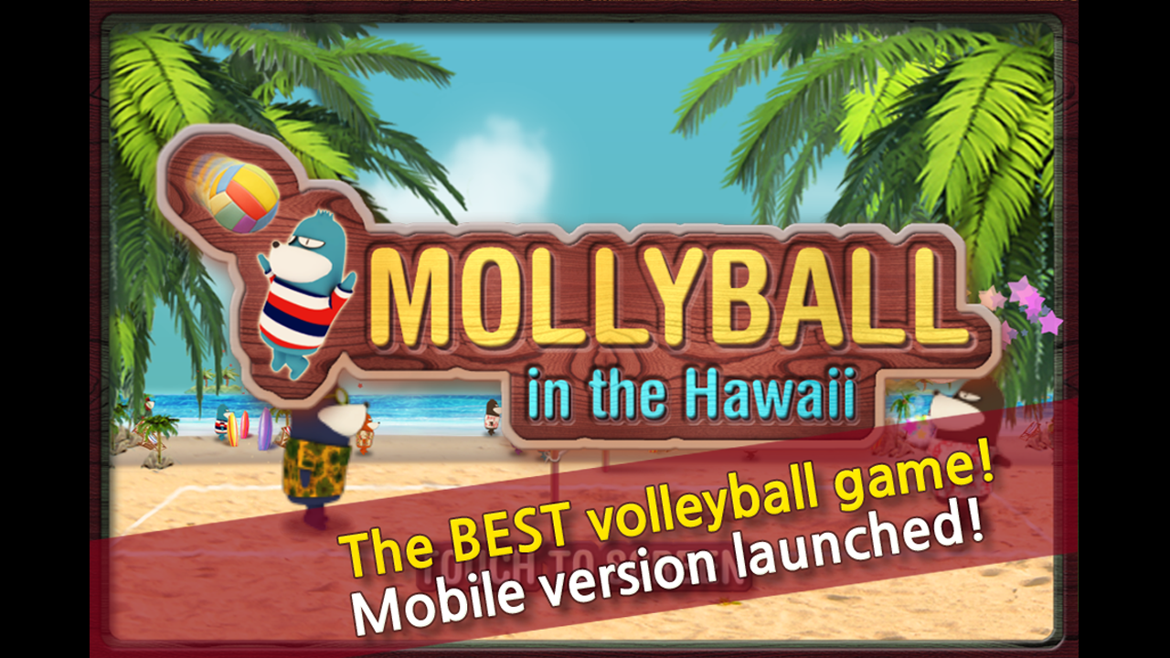 MollyBall(free)- screenshot
