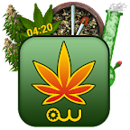 Rasta Weed Widgets HD