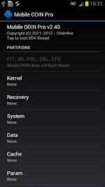 [root] Mobile ODIN Pro Screenshot 1