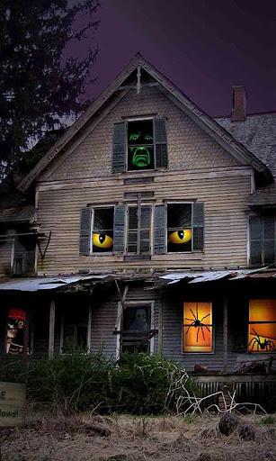Spooky Halloween LiveWallpaper
