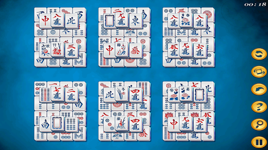 Mahjong Deluxe HD Free - screenshot thumbnail