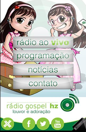 Rádio Gospel HZ Louvor