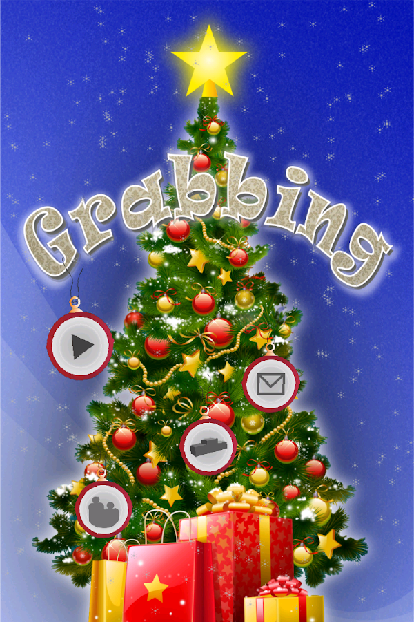 Grabbing - screenshot