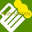 Manhattan NY Happy Hour icon