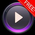 Poweramp skin audioplayer pink icon