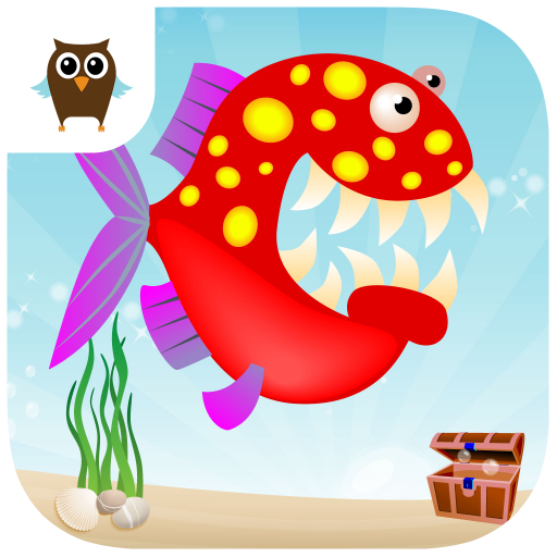 Aquarium - Fun Free Kids Game LOGO-APP點子