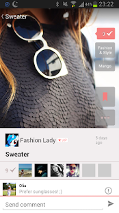 LaudUp Shop & Share- screenshot thumbnail