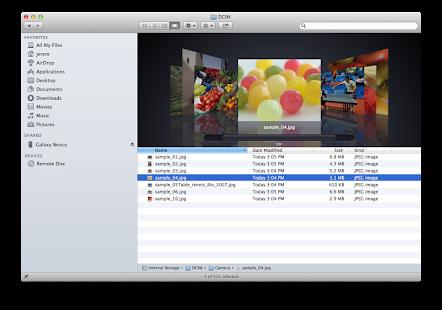 Diskovery - WiFi File Transfer - screenshot thumbnail