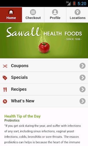 Sawall Health Foods