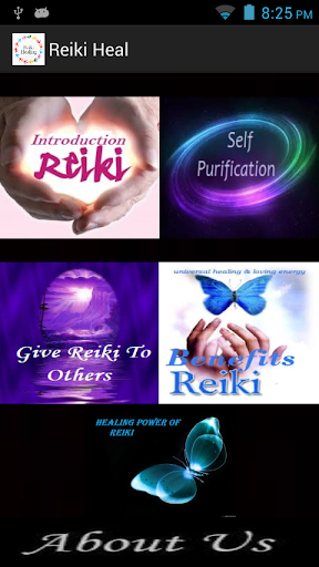 Reiki Heal