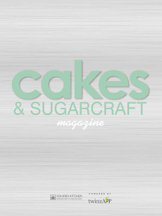 Cakes & Sugarcraft Magazine- screenshot thumbnail
