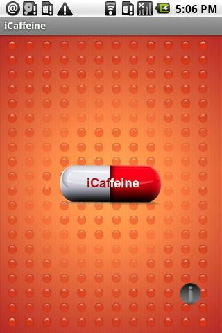 iCaffeine- screenshot