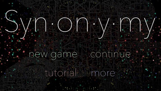 Synonymy- screenshot thumbnail