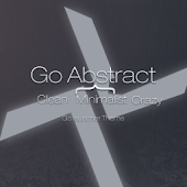 Go Abstract Minimalist