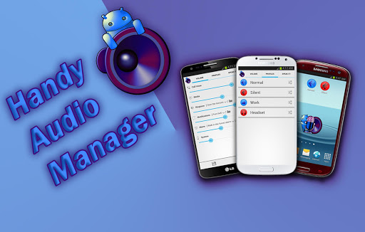 Handy Audio Manager