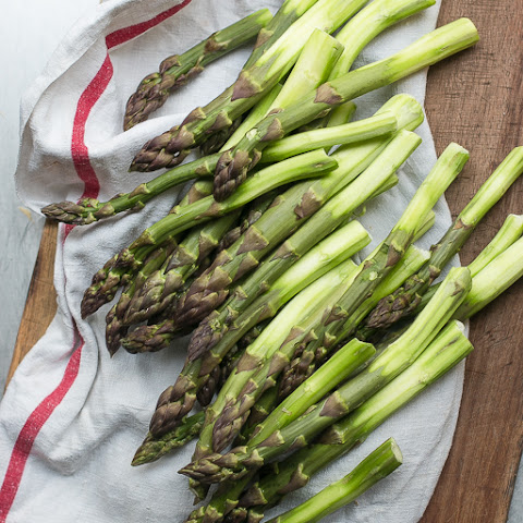 ... sauce roasted asparagus recipe with creamy tahini peanut dipping sauce