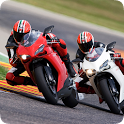 Motor Racing Live Wallpapers icon