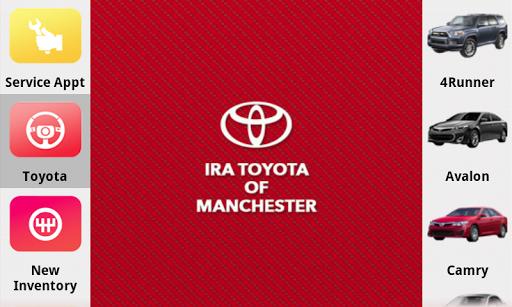 Ira Toyota of Manchester
