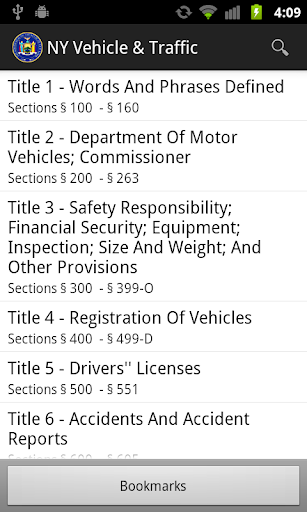 2015 NY Vehicle Traffic Law