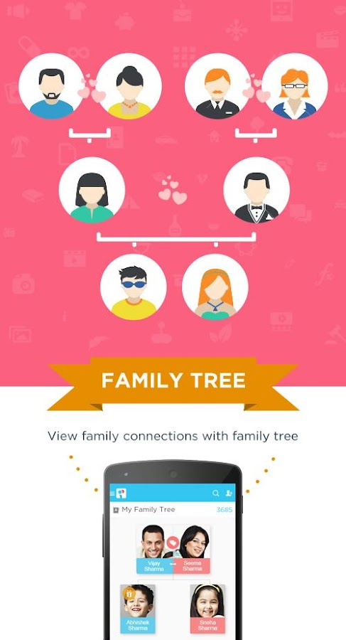 Imlee for families- screenshot
