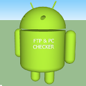 FTP & PC Checker icon