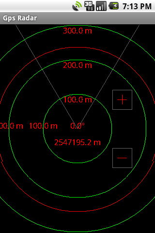 Gps Radar Screenshot 0