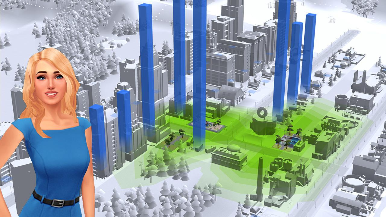 Simcity  Building Pollution