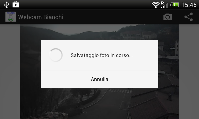 Webcam Bianchi